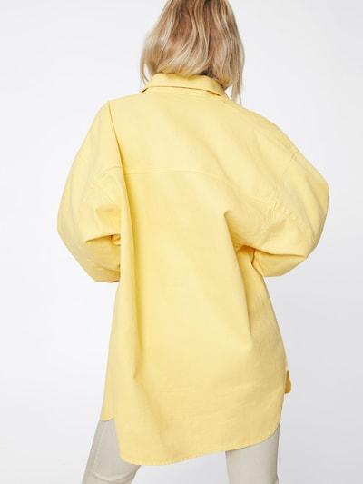 Geacă de primăvară-toamnă 'Claire' LeGer by Lena Gercke pe galben: Privire spate