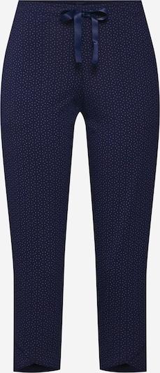 SCHIESSER Pyjamabroek in de kleur Nachtblauw, Productweergave