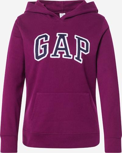 GAP Bluzka sportowa 'SH GAP CLSC FASH PO HD' w kolorze śliwka / czarny / białym, Podgląd produktu