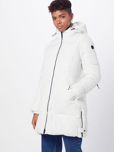 TOM TAILOR Mantel in weiß, Modelansicht