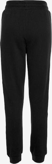 ADIDAS ORIGINALS Joggingshose 'Trefoil' in schwarz / weiß, Produktansicht