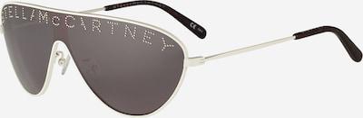 Stella McCartney Sluneční brýle 'SC0195S 99' - šedá / bílá: Pohled zepředu