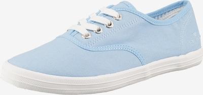 TOM TAILOR Sneaker in hellblau, Produktansicht