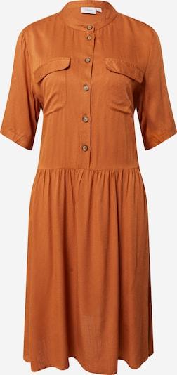 SAINT TROPEZ Košilové šaty 'Baile' - rezavě hnědá, Produkt