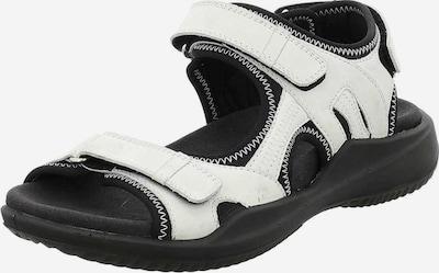 ROMIKA Wandelsandalen '288 Komfort' in de kleur Zwart / Wit, Productweergave