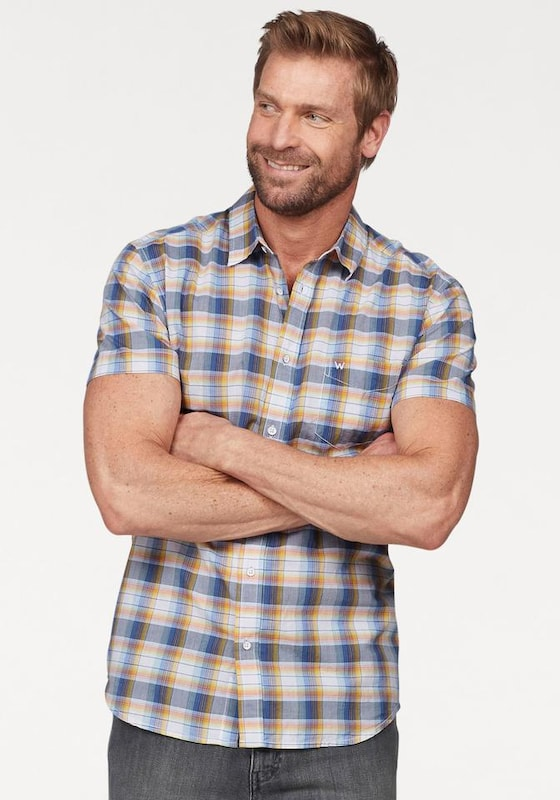 Wrangler Short-sleeved Shirt