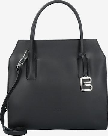 BREE 'Cambridge' Handtasche in Schwarz