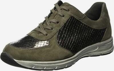 SEMLER Schnürschuhe in khaki, Produktansicht