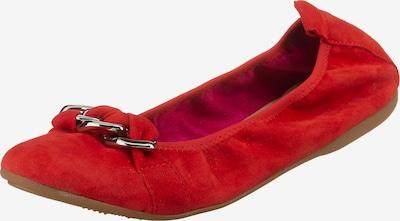 MARCO TOZZI Ballerina in rot, Produktansicht