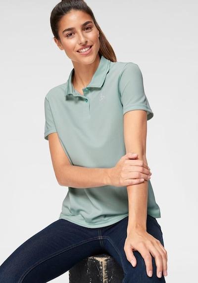 ODLO Poloshirt »TILDA« in mint: Frontalansicht