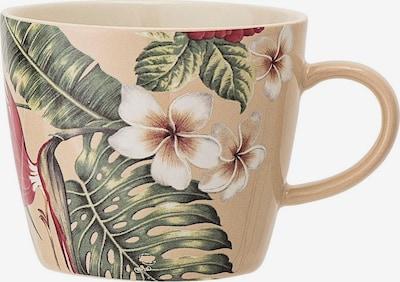 Bloomingville Becher 'Aruba' in beige / mischfarben, Produktansicht