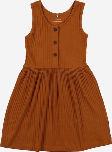 NAME IT Sukienka 'JULIKA' w kolorze brązowym: Widok z przodu