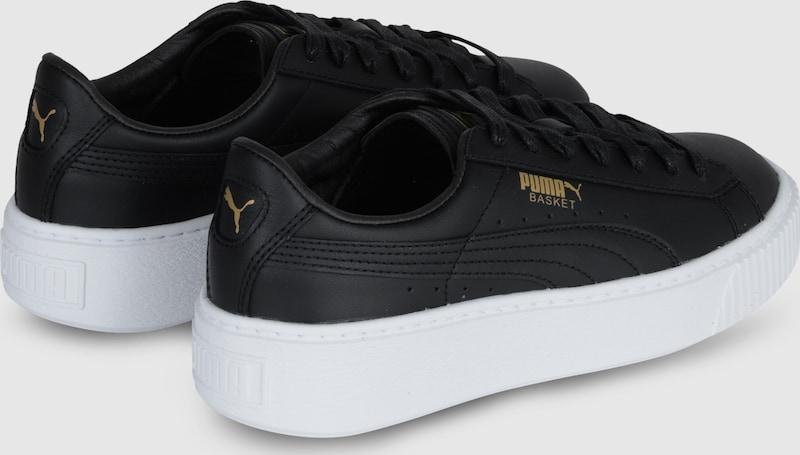 PUMA Sneaker 'Basket Platform Platform Platform Core' d8e2e5