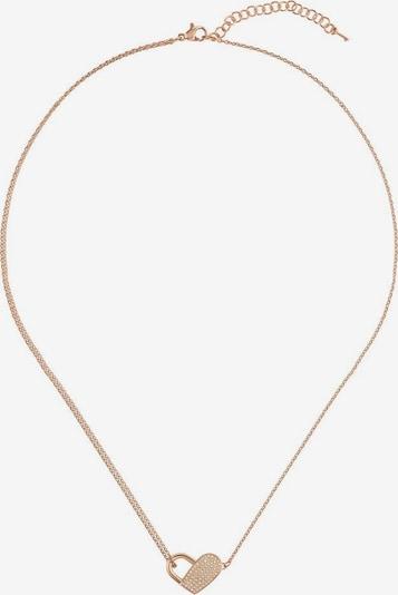 BOSS Kette 'Herz, Soulmate, 1580073' in rosegold, Produktansicht