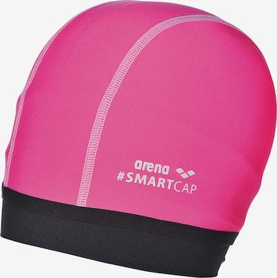 ARENA Badekappe 'Smartcap' in pink / schwarz / weiß, Produktansicht