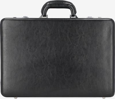 Alassio Aktenkoffer 'Taormina' in schwarz, Produktansicht