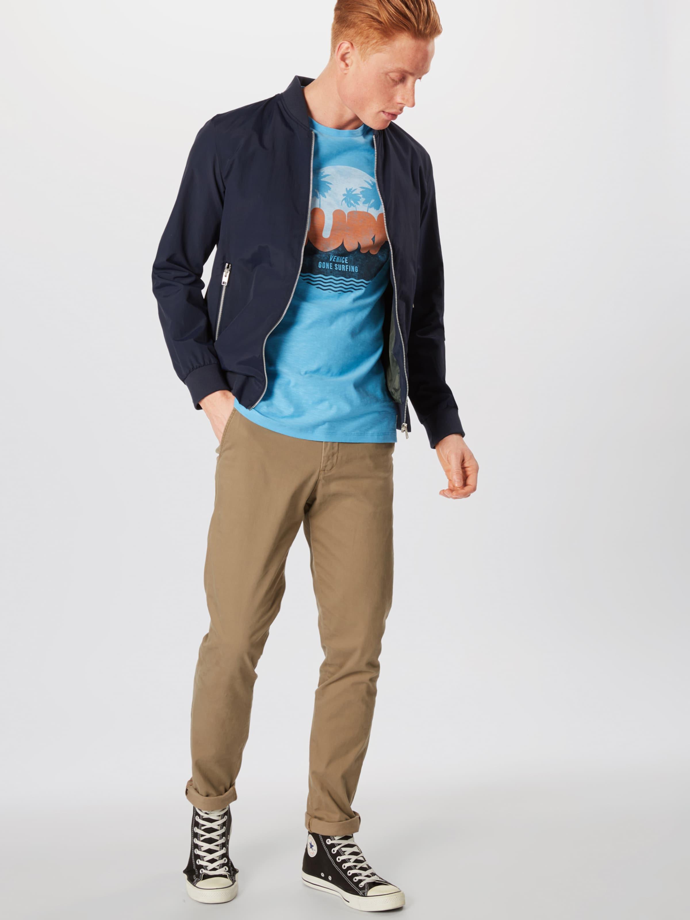 'newpleo' Jackamp; Jones In Shirt HellblauMischfarben CrdBxoe