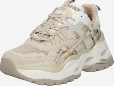 BUFFALO Sneaker 'Triplet' in creme / weiß, Produktansicht