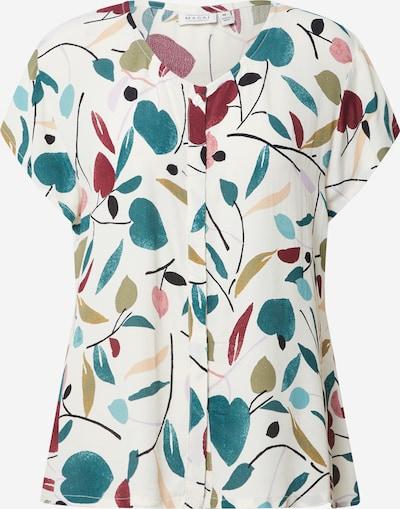Masai Shirt in de kleur Ecru / Gemengde kleuren, Productweergave