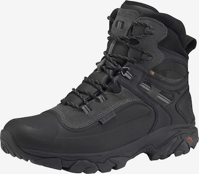 HI-TEC Boots en gris foncé / noir, Vue avec produit