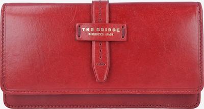 The Bridge Geldbörse 'Florentin' 17,5 cm in rot, Produktansicht