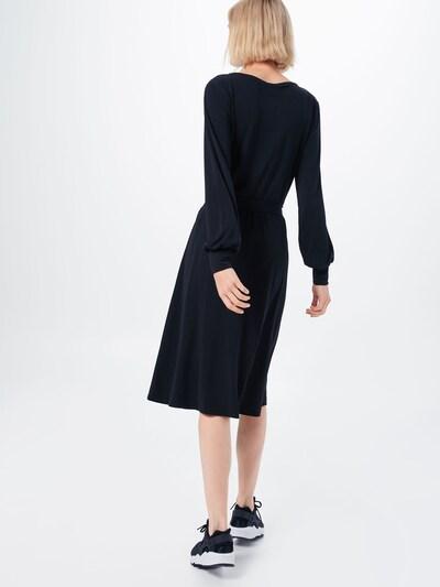 VILA Robe 'BORNEO' en noir: Vue de dos