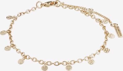 Pilgrim Armband 'Panna' in gold, Produktansicht