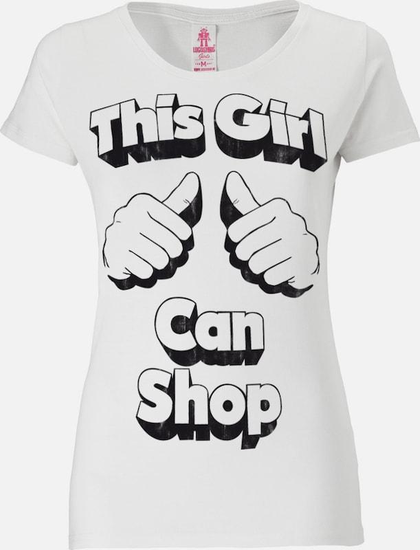 LOGOSHIRT T-Shirt This Girl Can Shop