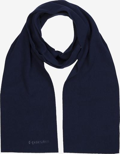 DÖLL Schal in nachtblau, Produktansicht