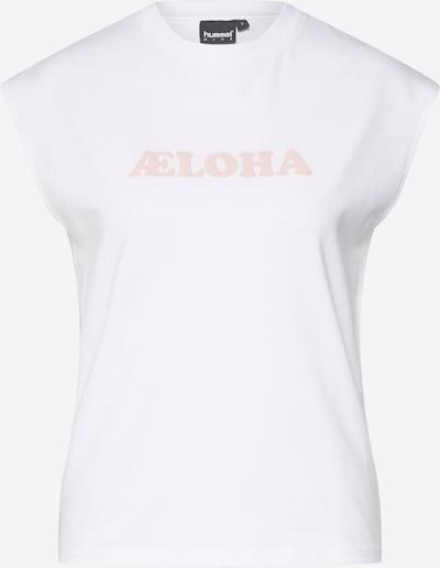 hummel hive Shirt 'LOKAL' in weiß, Produktansicht