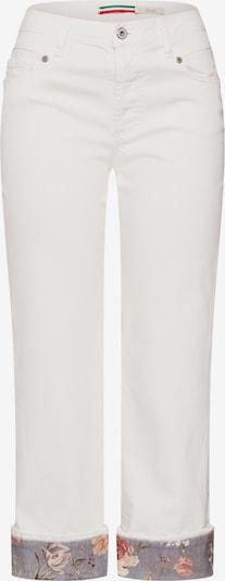 PLEASE Jeans in mischfarben / offwhite, Produktansicht