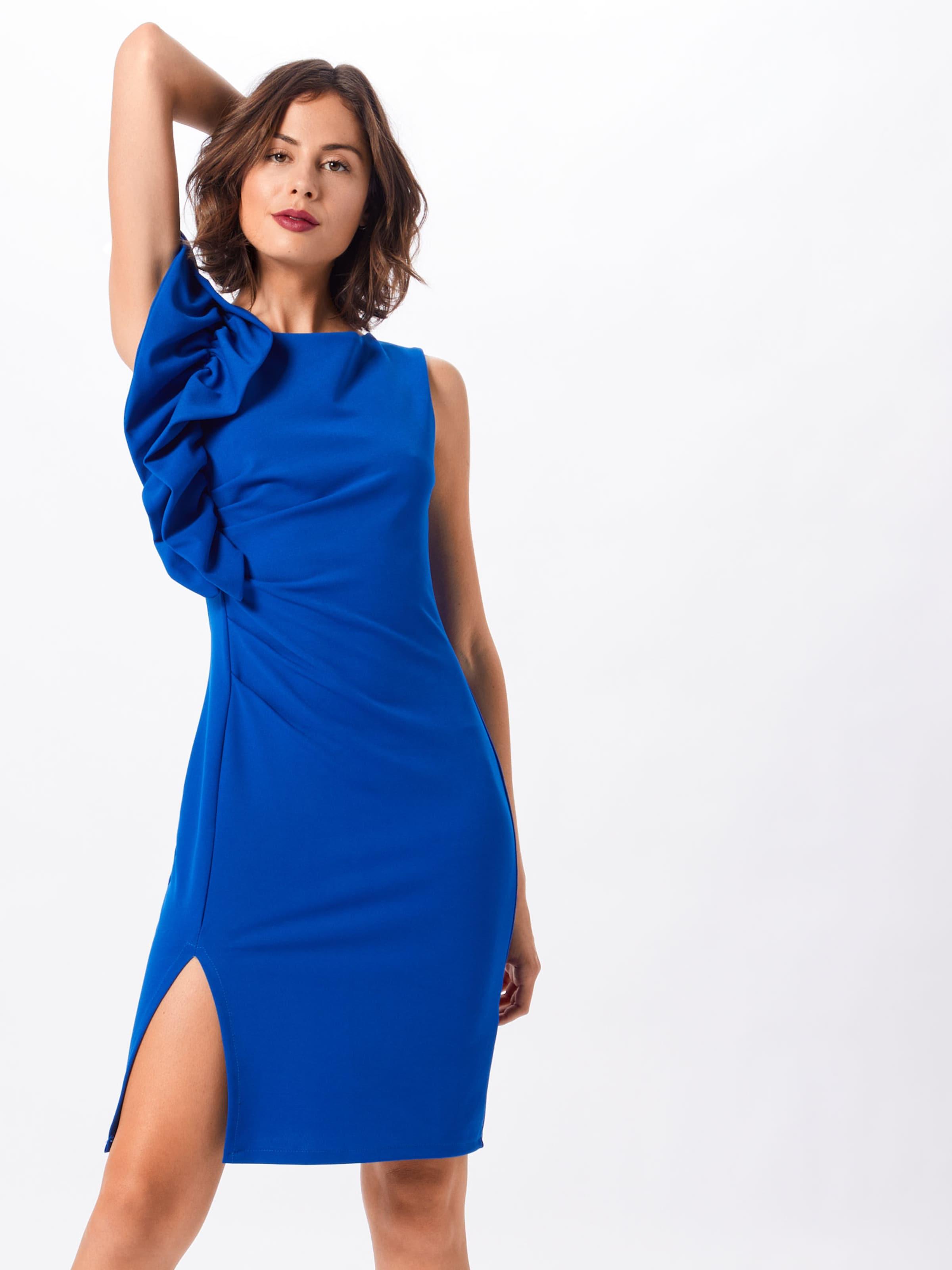 En Bleu Robe Fourreau Cavour Carolina PilwOkXZuT