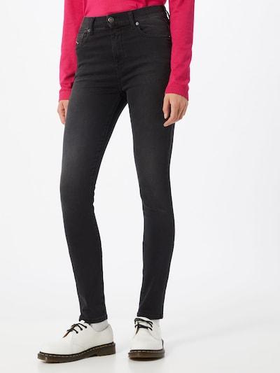 DIESEL Jeans 'Roisin' in schwarz, Modelansicht