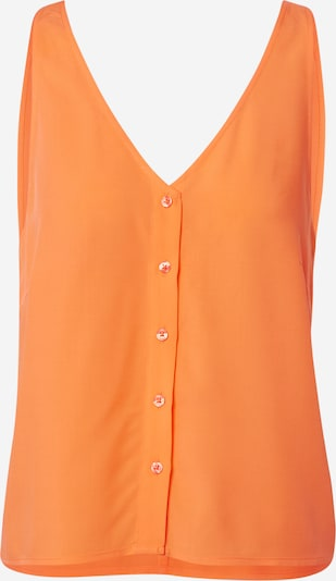 EDITED Blusentop 'Kendra' in orange, Produktansicht