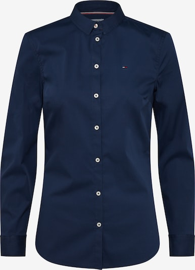 Tommy Jeans Bluse in navy, Produktansicht