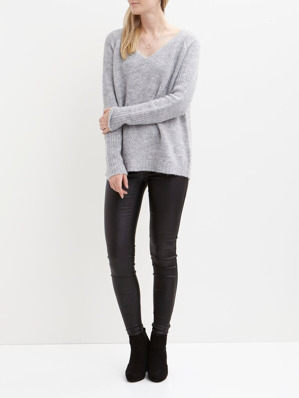 VILA V-Neck Pullover 'Viplace'