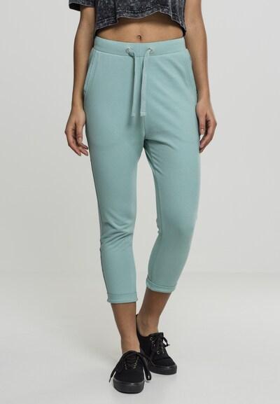 Urban Classics Kalhoty - pastelová modrá, Model/ka