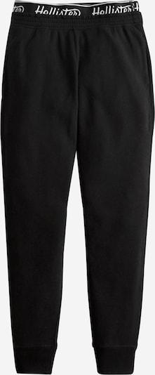Pantaloni HOLLISTER pe negru, Vizualizare produs