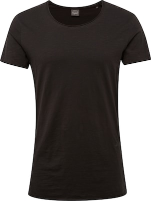 JACK & JONES Shirt 'JORBAS TEE SS U-NECK NOOS'