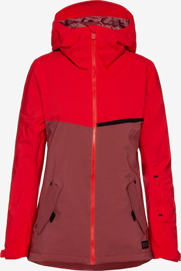 BILLABONG Snowjacke in rot / blutrot, Produktansicht