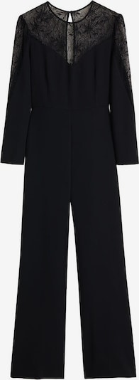 MANGO Overall 'Elise' in schwarz, Produktansicht