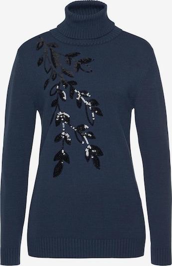 LAURA SCOTT Pullover in blau, Produktansicht