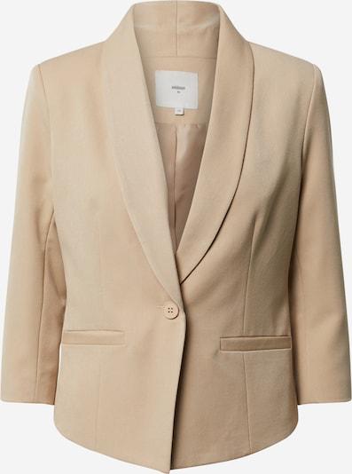 minimum Blazer 'Evaline' in beige, Produktansicht