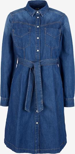 Q/S designed by Kleid in blue denim, Produktansicht