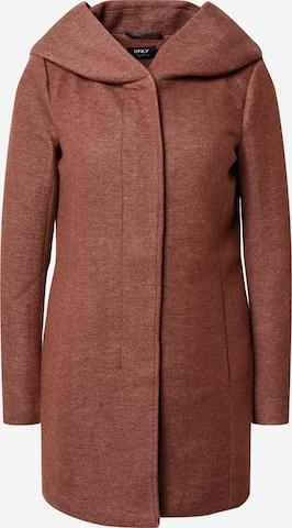 Manteau mi-saison ONLY en marron