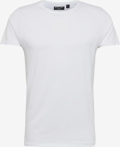 BRAVE SOUL T-Shirt en blanc, Vue avec produit