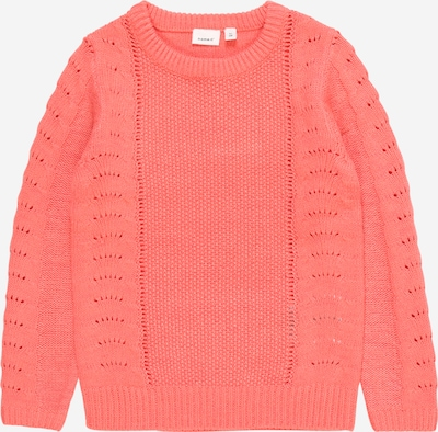 NAME IT Pullover 'ANDIE' in koralle, Produktansicht