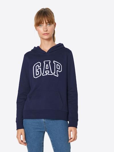 GAP Sweatshirt in navy: Frontalansicht