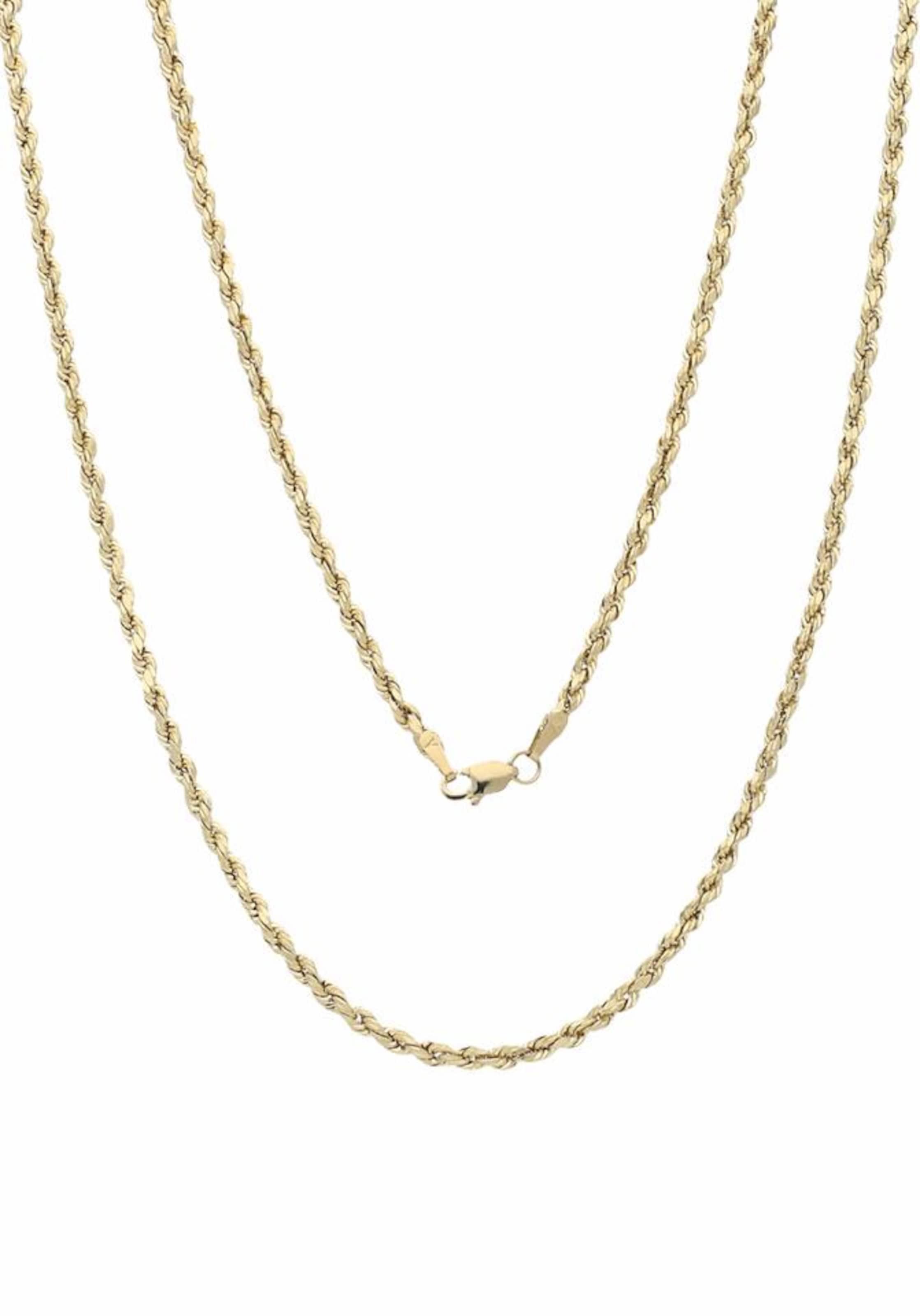 FIRETTI Goldkette 'Kordelkette' Outlet Brandneue Unisex Billig Billig Marktfähig Günstiger Preis 2rfDoPI