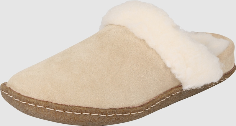 SOREL Pantolette Pantolette Pantolette 'Nakiska Leder, Textil Großer Rabatt 386e00
